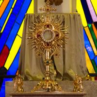 Eucharistic Adoration 01